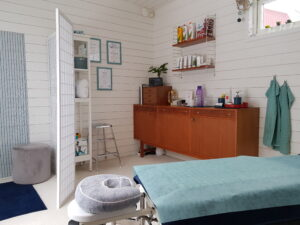 Lavemarks massage i Alsike